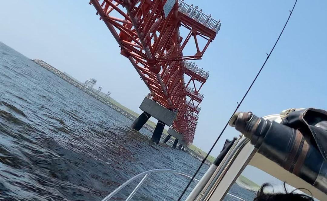 操船練習&釣りレクチャー、クルージング