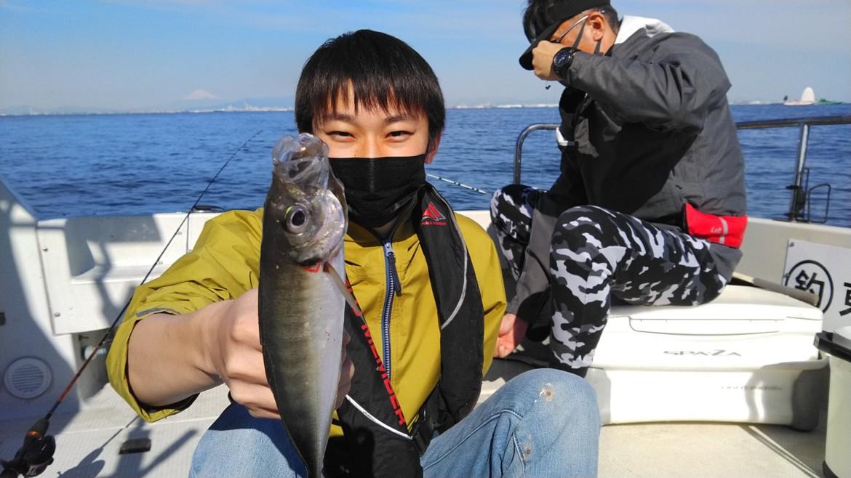 湾奥貸切 釣り 操船練習