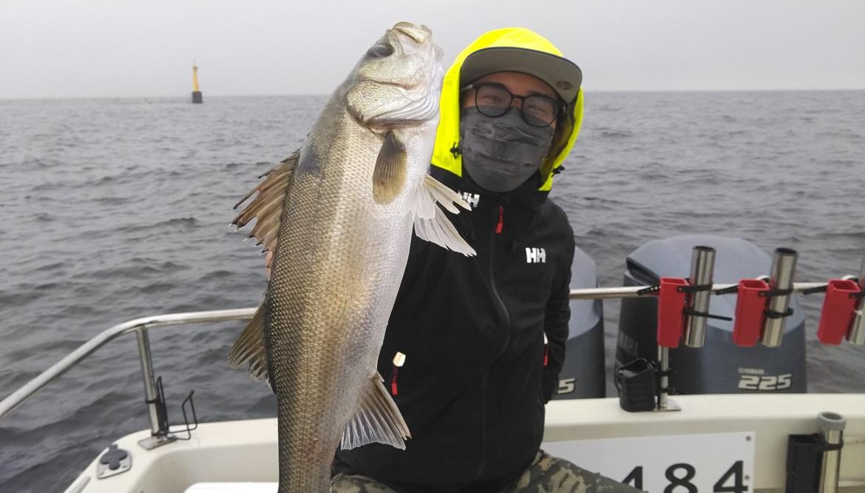 操船練習&釣り教室