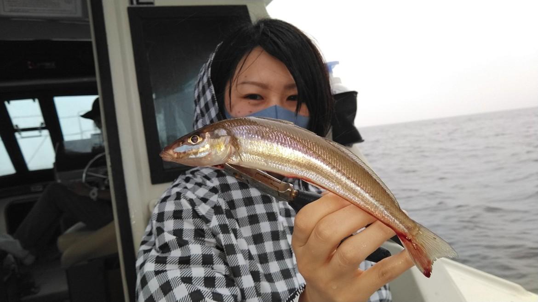 湾奥貸切 操船練習、釣り教室